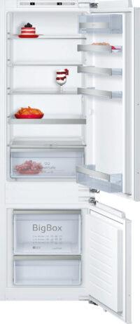 KI6876F30 | Xладилник с фризер за вграждане